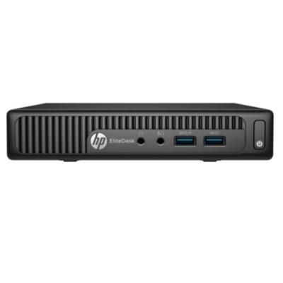 HP Inc. P4K46UT#ABA Smart Buy EliteDesk 705 G2 AMD Dual-Core PRO A6-8500B 1.60GHz Desktop Mini PC - 4GB RAM  500GB HDD  Gigabit Ethernet