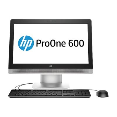 HP Inc. P5V65UT#ABA Smart Buy ProOne 600 G2 Intel Core i5-6500 Quad-Core 3.20GHz All-in-One PC - 8GB RAM  1TB HDD  21.5 IPS HD LED  Slim DVDRW  Gigabit Ethernet