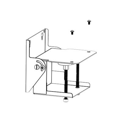 ELO Touch Solutions E043382 Mounting kit (mounting plate  mount bracket) for monitor - screen size: 10 - surface mountable - for M-Series 1002L  1502L