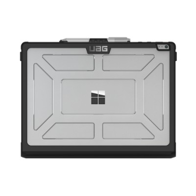 Urban Armor Gear Sfbk-ice Ice - Notebook Top And Rear Cover - 13.5 - Black  Ice - For Microsoft Surface Book