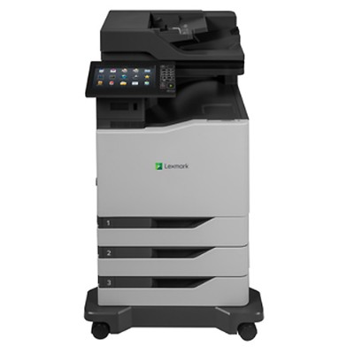 Lexmark 42K0071 CX860dte Multifunction Color Laser Printer
