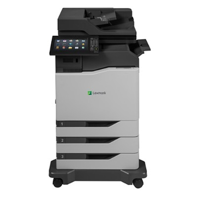 Lexmark 42K0072 CX860dtfe Multifunction Color Laser Printer