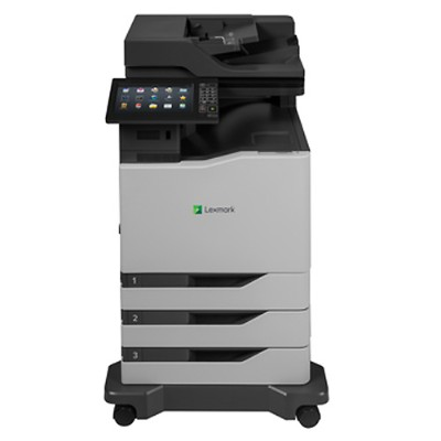 Lexmark 42K0042 CX825dtfe Multifunction Color Laser Printer