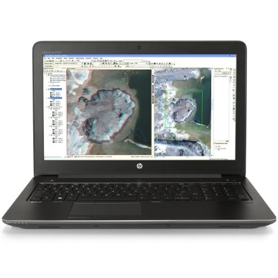 HP Inc. V2W13UT#ABA Smart Buy ZBook 15 G3 Intel Xeon Quad-Core E3-1505M 2.80GHz Mobile Workstation - 16GB RAM  512GB SSD  15.6 LED FHD  Gigabit Ethernet  802.11