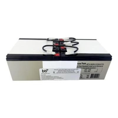 Battery Technology inc RBC94-3U-BTI UPS battery - 4 x lead acid