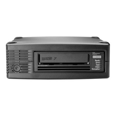 Hewlett Packard Enterprise BB874A LTO-7 ULTRIUM 15000 EXT TAPE DRIVE