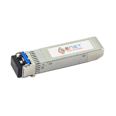 ENET Solutions 130-0031-00-ENC McAfee 130-0031-00 Compatible 1000BASE-LX/LH GBIC 1310nm Duplex SC Connector