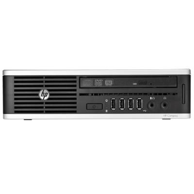 HP Inc. RB-6755716554944 8200 Elite Intel Core i5-2400S Quad-Core 2.50GHz Ultra-slim Desktop - 4GB RAM  160GB HDD  DVD-ROM  Gigabit Ethernet - Refurbished