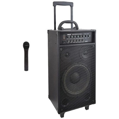 Pyle PWMA1050BT Wireless Portable Bluetooth PA Speaker System