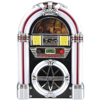 Pyle PJUB25BT Bluetooth Retro Jukebox MP3 Speaker System