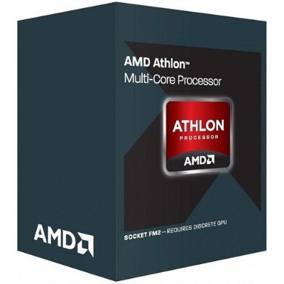 Advanced Micro Devices AD870KXBJCSBX Athlon II X4 870K Quad-Core 3.90GHz Socket FM2+ Black Edition Boxed Processor