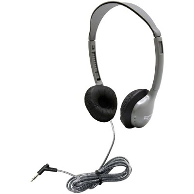 Hamilton Buhl MS2L SCHOOLMATE PERSONAL STEREO HEADPHONE WITH LEATHERETTE CUSHIONS
