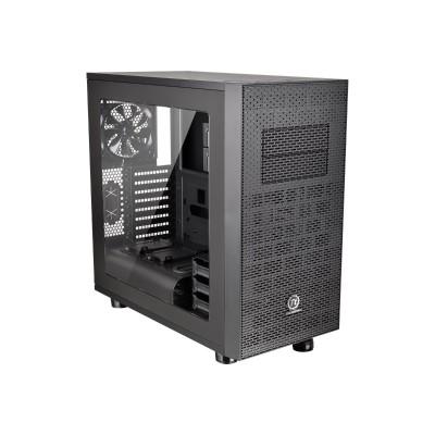 ThermalTake CA-1E9-00M1WN-00 Core X31 - Mid tower - ATX - no power supply (PS/2) - black - USB/Audio