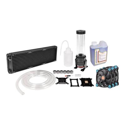 ThermalTake CL-W115-CA12BU-A Pacific R360 - Liquid cooling system kit - (LGA775 Socket  LGA1156 Socket  Socket AM2  Socket AM2+  LGA1366 Socket  Socket AM3  LGA