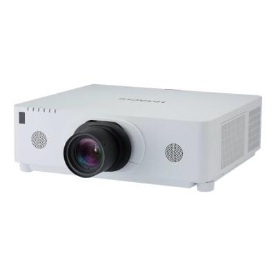 Hitachi CP-X8800W CP-X8800W - LCD projector - 8000 lumens - XGA (1024 x 768) - 4:3 - no lens - LAN