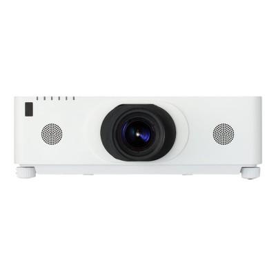 Hitachi CP-WX8750W CP-WX8750W - LCD projector - 7500 ANSI lumens - WXGA (1280 x 800) - 16:10 - no lens - LAN