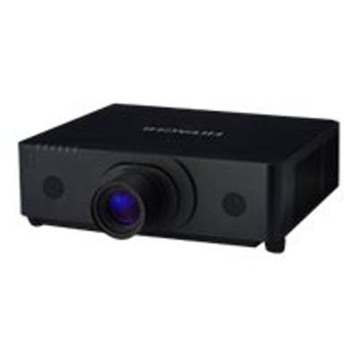 Hitachi CP-WU8700B CP-WU8700B - LCD projector - 7000 ANSI lumens - WUXGA (1920 x 1200) - 16:10 - HD 1080p - no lens - LAN