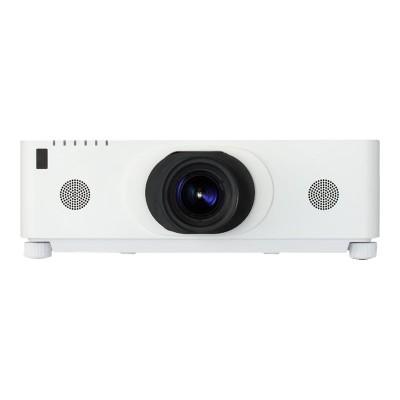 Hitachi CP-WU8600W CP-WU8600W - LCD projector - 6000 ANSI lumens - WUXGA (1920 x 1200) - 16:10 - HD 1080p - no lens - LAN