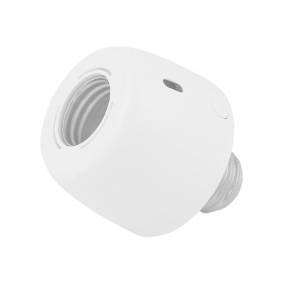 Incipio CMNDKT-001-WHT CommandKit Wireless Smart Light Bulb Adapter with Dimming - Light switch - wireless - white