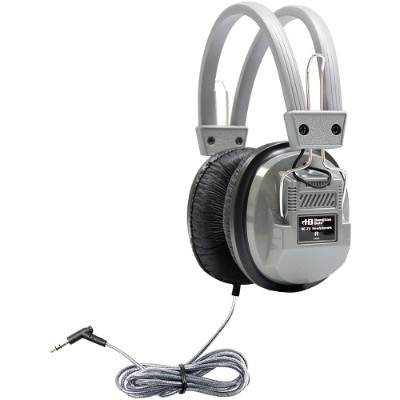 Hamilton Buhl SC-7V SCHOOLMATE DELUXE STEREO HEADPHONE WITH 3.5 MM PLUG AND VOLUME CONTROL