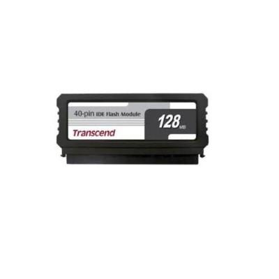Transcend TS128MPTM520 128MB PATA Flash Module (40Pin Vertical)