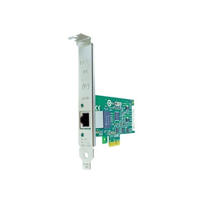 Axiom Memory E0X95AA-AX Network adapter - PCIe 1.1 - Gigabit Ethernet x 1 - for HP EliteDesk 800 G1  800 G2  ProDesk 400 G3  40X G1  490 G3  600 G1  600 G2
