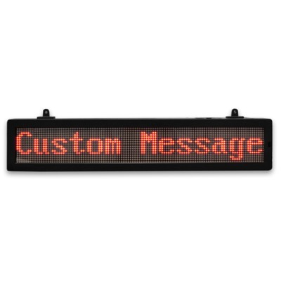 Royal Sovereign RSB-1510 LED SCROLLING MESSENGER SIGN