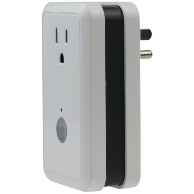 Jem Accessories XWS7-1001-WHT Wi-Fi Wall Plug