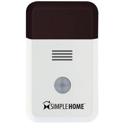 Jem Accessories XHS7-1002-WHT Wi-Fi Alarm Siren