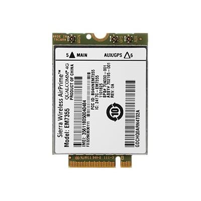 HP Inc. T0E34AA#ABA lt4211 LTE/EV-DO/HSPA+ W10 WWAN