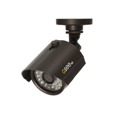 Q-See QTH7211B Q-See QTH7211B - CCTV camera - outdoor - waterproof - color (Day&Night) - 720p - fixed focal - composite - DC 12 V
