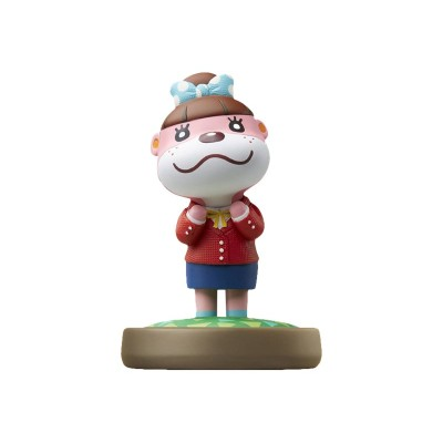 Nintendo Nvlcajaf Amiibo Lottie - Animal Crossing Series - Additional Video Game Figure