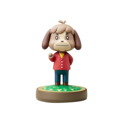 Nintendo Nvlcajae Amiibo Digby - Animal Crossing Series - Additional Video Game Figure