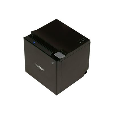 Epson C31CE95A9992 TM m30 - Receipt printer - thermal line - Roll (3.13 in) - 203 x 203 dpi - up to 472.4 inch/min - USB  LAN  Wi-Fi(n) - cutter
