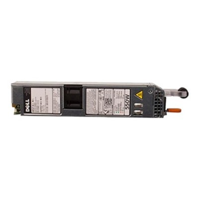 Dell 331-7133-OB Power supply - hot-plug / redundant ( plug-in module ) - 550 Watt - for PowerEdge R320  R420 (Open Box Product  Limited Availability  No Back O