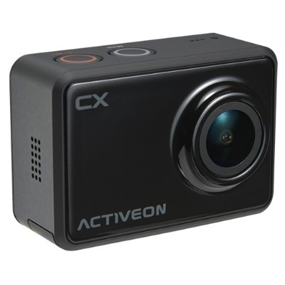 ON Corporation CXHEADSTRAP-K CX 3.5MP Full HD 1080P Action Cam with Head Strap