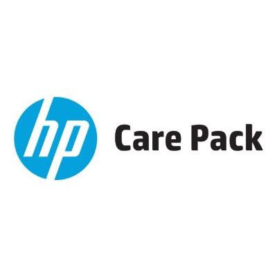 HP Inc. U4TN0E 2 year Next Business Day + Defective Media Retention Color LaserJet M651 Service