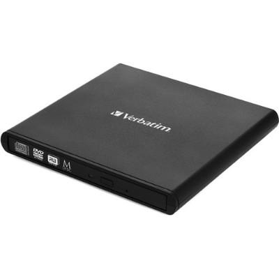 Verbatim 98938 External Slimline CD/DVD Writer