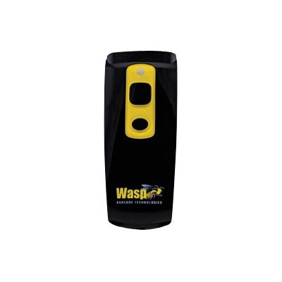 Wasp 633808951207 WWS150i Pocket Barcode Scanner - Barcode scanner - portable - 30 frames / sec - decoded - Bluetooth 2.1 EDR