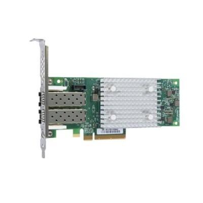 Qlogic QLE2692-SR-CK QLE2692-SR-CK - Host bus adapter - PCIe 3.0 x8 low profile - 16Gb Fibre Channel x 2