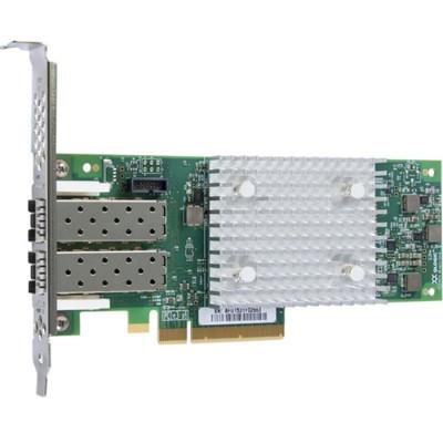 Qlogic QLE2742-SR-CK QLE2742-SR-CK - Host bus adapter - PCIe 3.0 x8 low profile - 32Gb Fibre Channel x 2