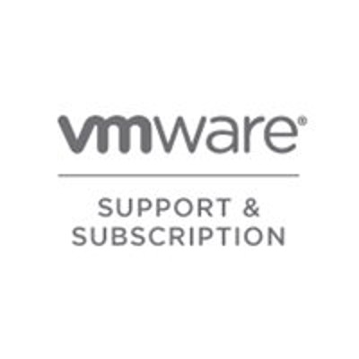 VMware VR7-ADV2-P-SSS-C Support and Subscription Production - Technical support - for  vRealize Suite Advanced (v. 7) - 2 Portable License Units (PLU) - emergen
