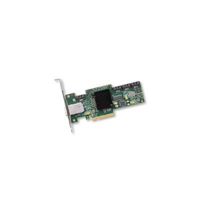 LSI Logic H5-25326-01 SAS/SATA 9212-4I4E HBA SGL