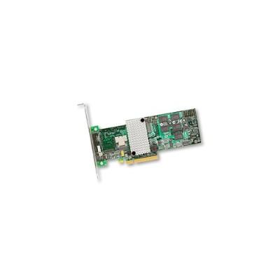 LSI Logic L5-25121-30 MegaRAID SAS 9260-4i - Four-Port 6Gb/s PCI Express SATA and SAS RAID Controller