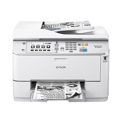 Epson C11CE37201 WorkForce Pro WF-M5694 - Multifunction printer - B/W - ink-jet - Legal (8.5 in x 14 in) (original) - A4/Legal (media) - up to 19 ppm (copying)