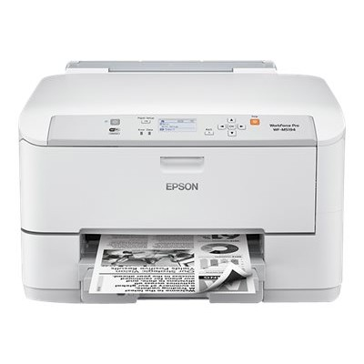 Epson C11CE38201 WorkForce Pro WF-M5194 - Printer - monochrome - Duplex - ink-jet - A4/Legal - 1200 x 2400 dpi - up to 20 ppm - capacity: 330 sheets - USB 2.0