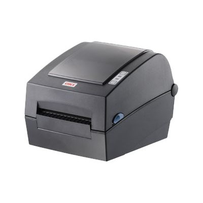 Oki 92308201 LD630T - Label printer - DT/TT - Roll (4.6 in) - 203 dpi - up to 359.1 inch/min - parallel  USB 2.0  serial - auto cutter - for Valvoline