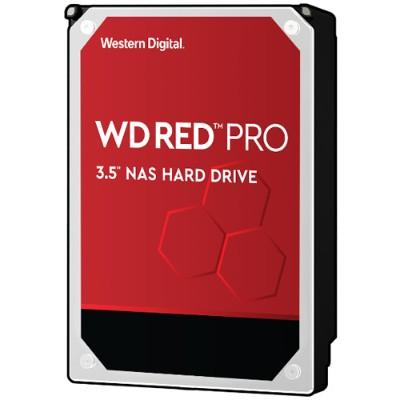 WD WD6002FFWX WD Red Pro NAS Hard Drive WD6002FFWX - Hard drive - 6 TB - internal - 3.5 - SATA 6Gb/s - 7200 rpm - buffer: 128 MB