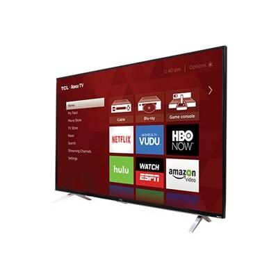 TCL Corporation 65US5800 Roku TV 65US5800 - 65 Class (64.5 viewable) LED TV - Smart TV - 4K UHD (2160p)