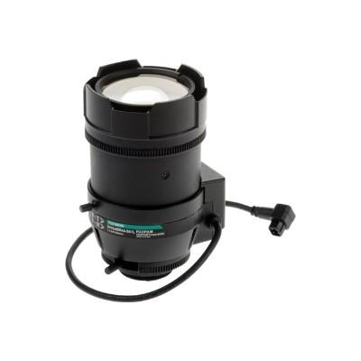 Axis 5506-991 Fujinon DV10x8SR4A-SA1L - CCTV lens - vari-focal - auto iris - 1/3  1/2  1/4 - C/CS-mount - 8 mm - 80 mm - f/1.6 - for  M1124  M1125  P1357  P1364